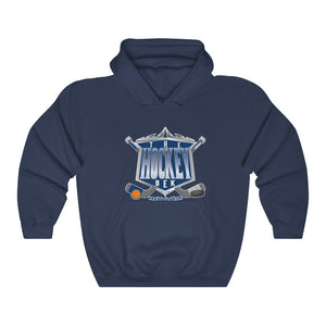 Hooded Sweatshirt - (12 colors available) - The Hockey Dek