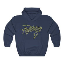 Hooded Sweatshirt - Lightning (12 colors available)