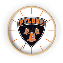 Wall clock - PYLONS