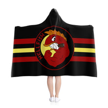 Hooded Blanket - (2 sizes) - Hellfish