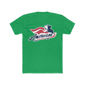 Men's Cotton Crew Tee - Americans
