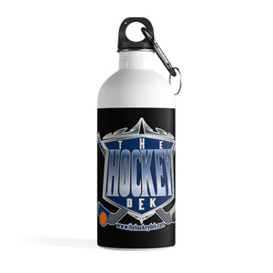 Stainless Steel Water Bottle - The Hockey Dek