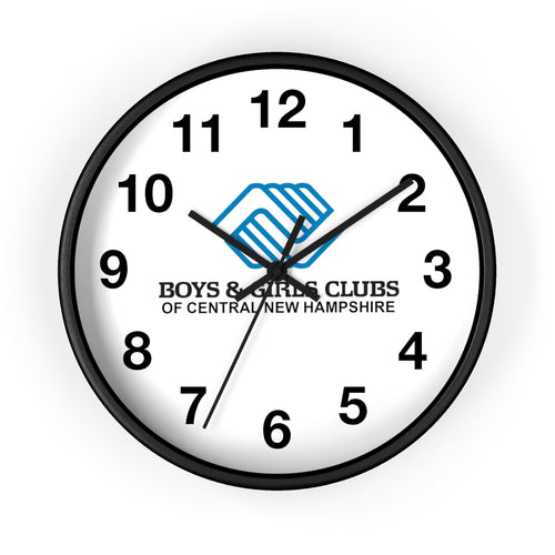 Wall clock- NH BOYS AND GIRLS