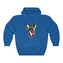 Hooded Sweatshirt - (12 colors available) - Vipers