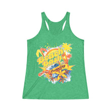 Women's Tri-Blend Racerback Tank - Cool Hockey (14 colors available)