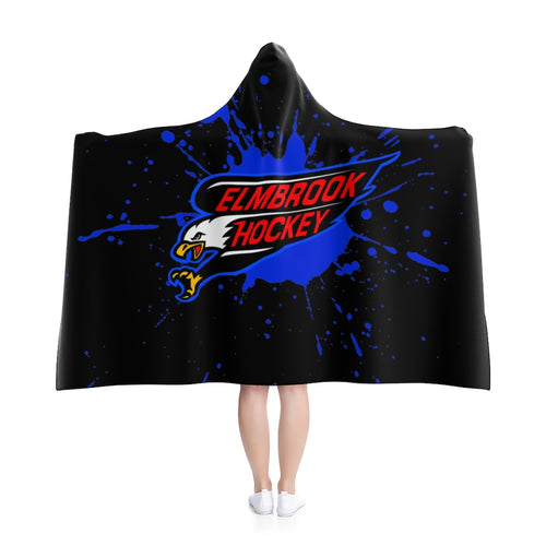 Graffiti Hooded Blanket