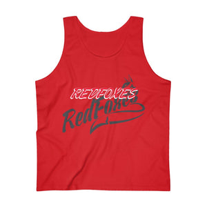 Men's Ultra Cotton Tank Top - RED FOXES (5 colors available)