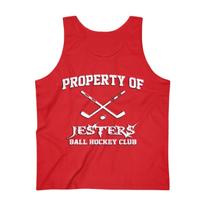 Men's Ultra Cotton Tank Top - JESTERS  (5 colors available)