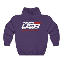 2 SIDED Hooded Sweatshirt - USDHF