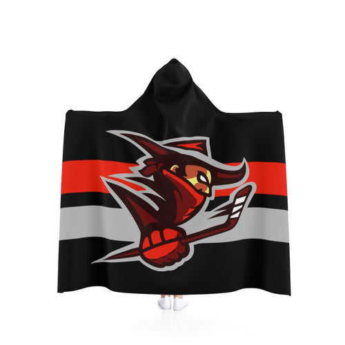 Hooded Blanket - (2 sizes) - Outlaws