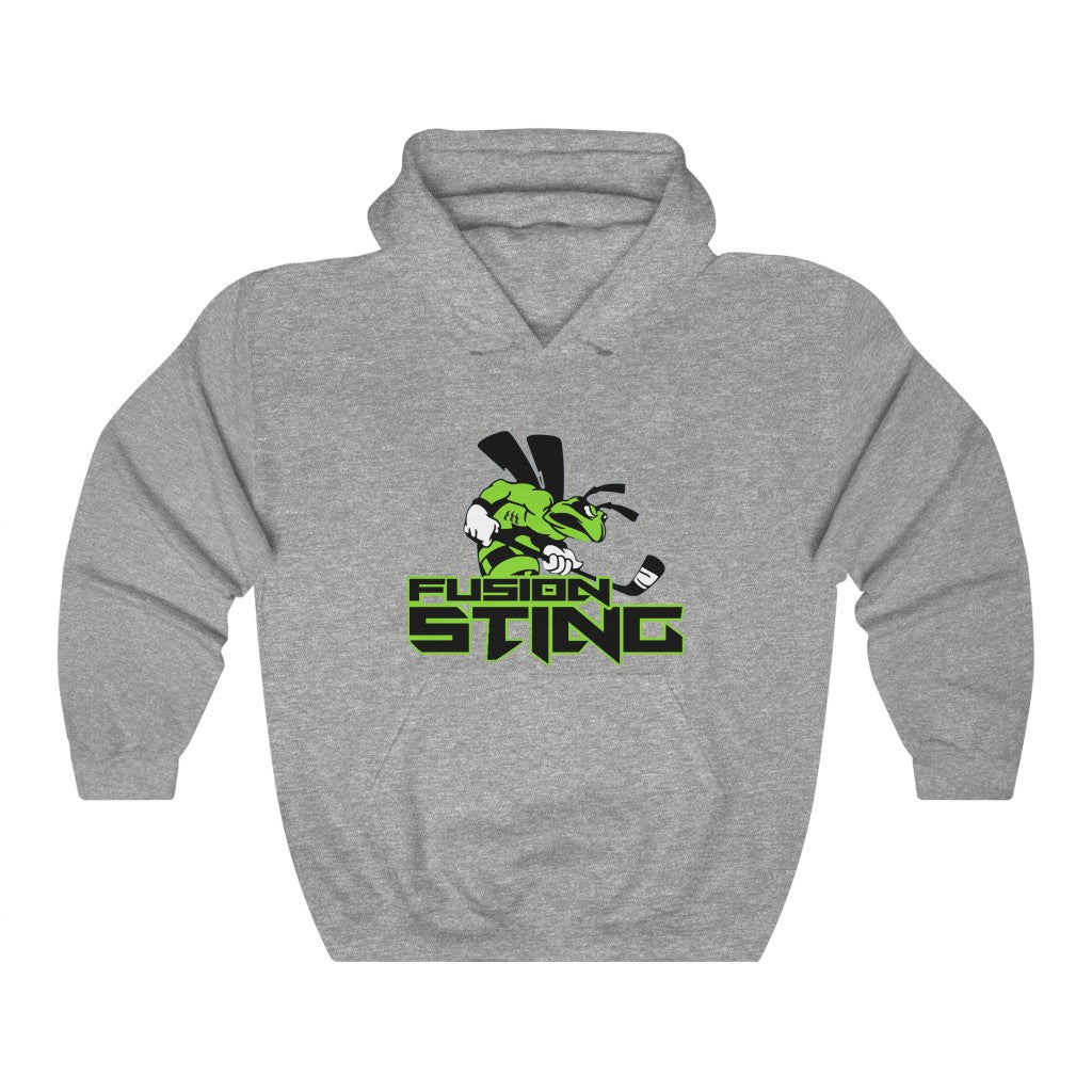 Unisex Heavy Blend™ Hooded Sweatshirt 17 COLOR - FUSION STING