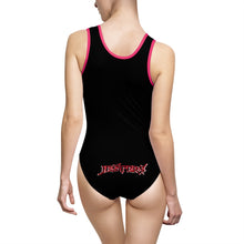 Women's Classic One-Piece Swimsuit - Jesters