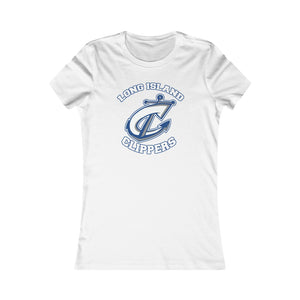 Women's Favorite Tee- 2 COLOR - CLIPPERS