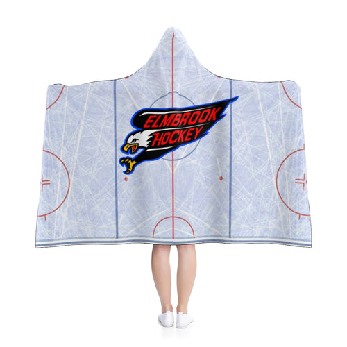 Hooded Blanket ICE