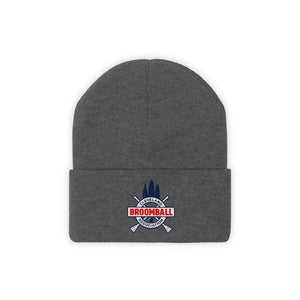 Knit Beanie - Cleveland Broomball