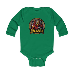 Infant Long Sleeve Bodysuit -8 COLORS - JACKALS
