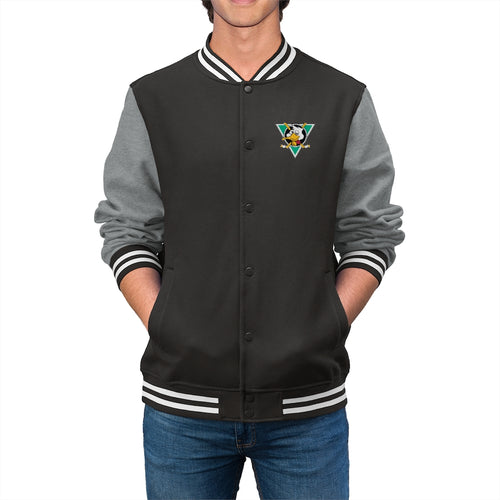 Men's Varsity Jacket - Mighty Drunks