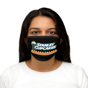 Mixed-Fabric Face Mask -STANLEY