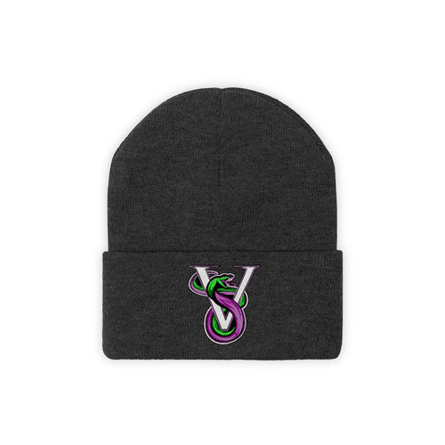 Knit Beanie (10 colors available) - Vipers