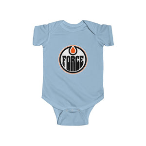 Infant Fine Jersey Bodysuit- 7 COLORS - FORCE