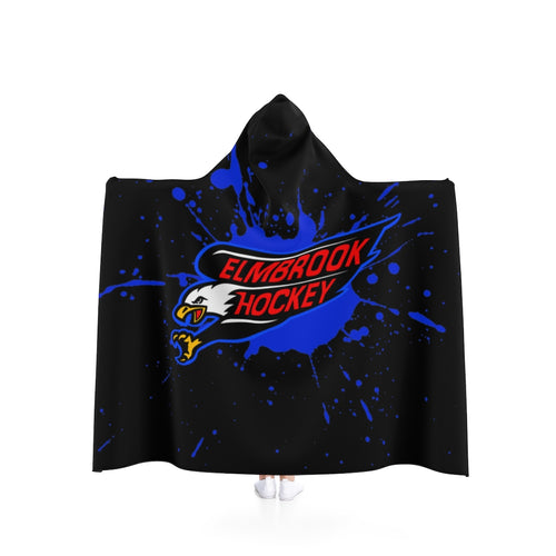 Junior Graffiti Hooded Blanket