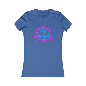 Mutiny Women's Favorite Tee