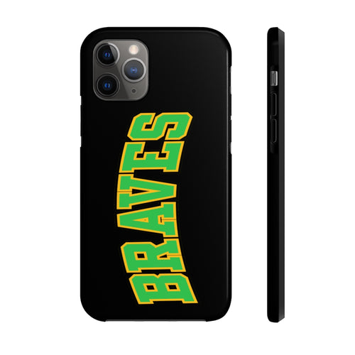 Mate Tough Phone Cases - (9 Phone Models)  - BRAVES