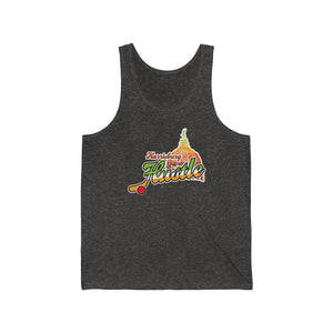 Unisex Jersey Tank (5 Colors) - Hustle