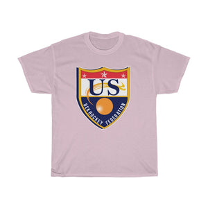 Unisex Heavy Cotton Tee - (14 Colors) USDHF