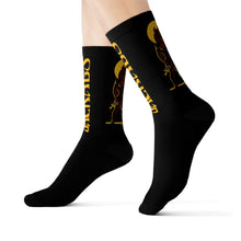 Sublimation Socks - JACKALS