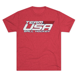 Men's Tri-Blend Crew Soft Tee (11 Colors available) - USDHF_2