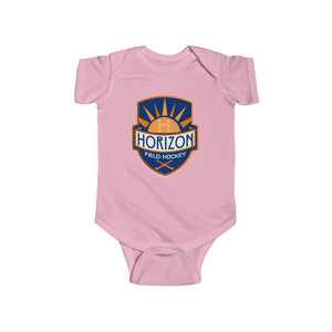 Infant Fine Jersey Bodysuit- HORIZON