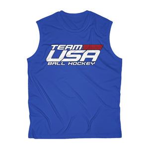 Men's Sleeveless Performance Tee (6 colors available) - USDHF