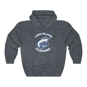 Unisex Heavy Blend™ Hooded Sweatshirt 12 COLORS - CLIPPERS