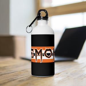 Stainless Steel Water Bottle - DEMON