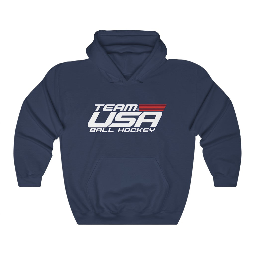 Hooded Sweatshirt - (12 colors available) USDHF_2