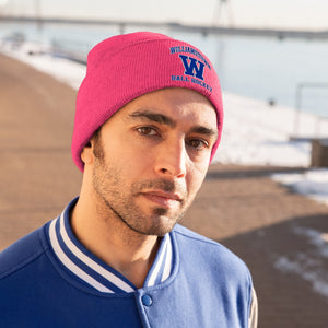 Knit Beanie - Williamstown