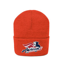 Knit Beanie - (10 colors available) - Americans_2