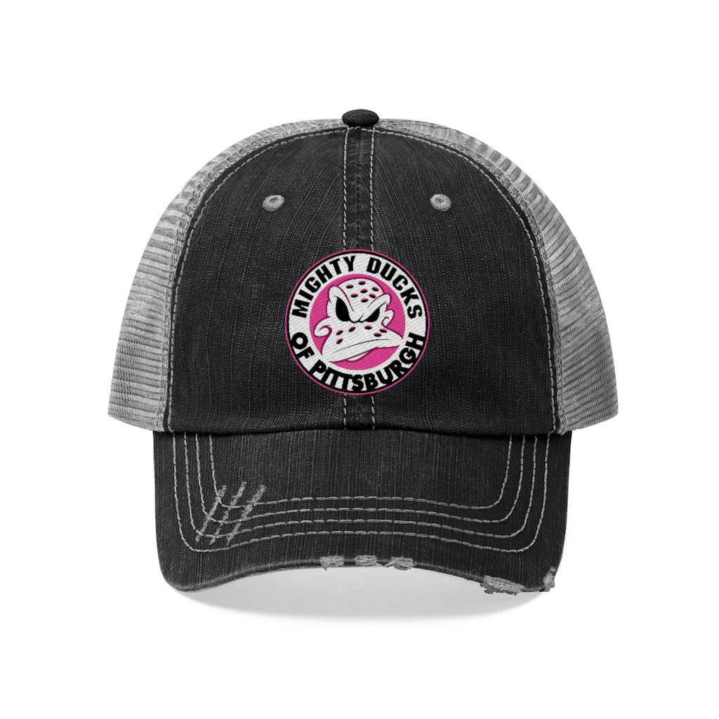 Unisex Trucker Hat - Ducks