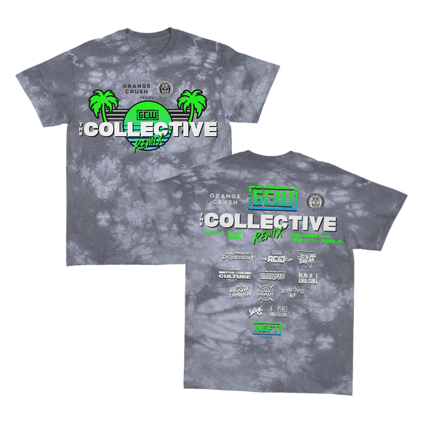 The Collective '21 Tie Dye Event T-Shirt
