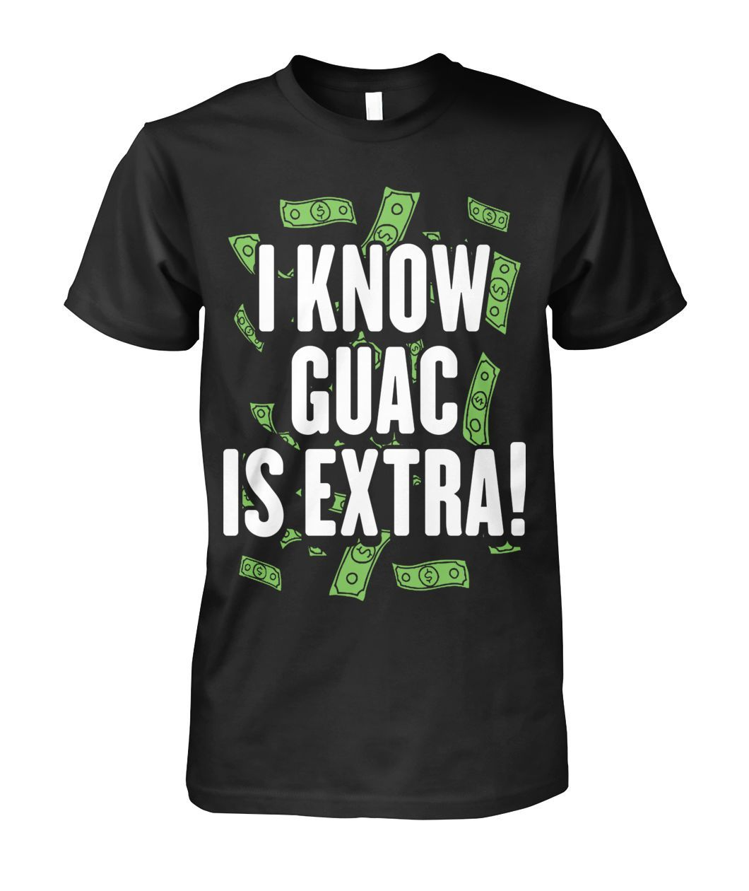 The Guac is Extra