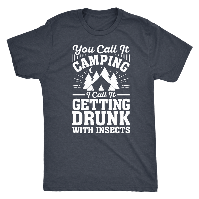 Getting Drunk with Insects Tee