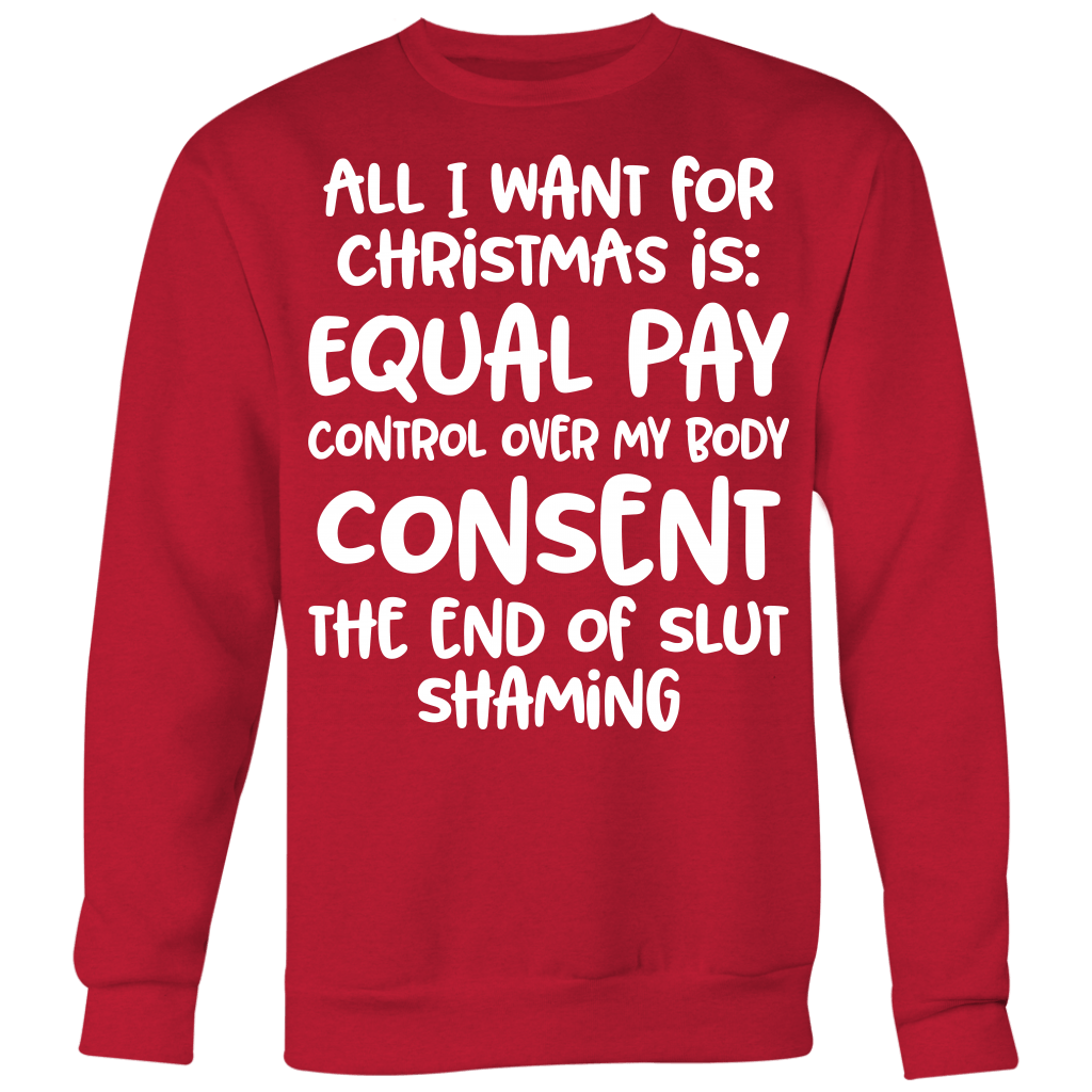 All I Want For Christmas Sweater