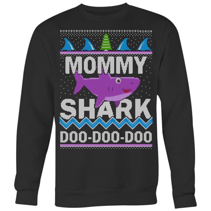 Mommy Shark Sweater