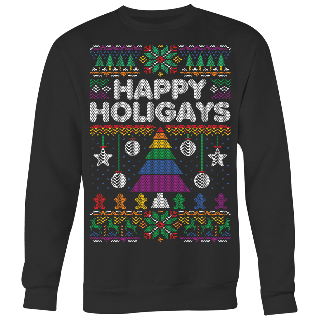 Happy Holigays Sweater