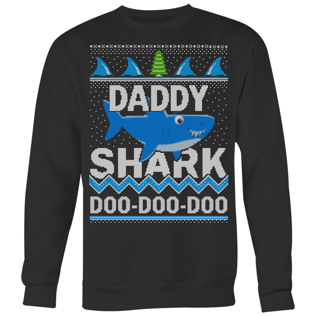 Daddy Shark Sweater
