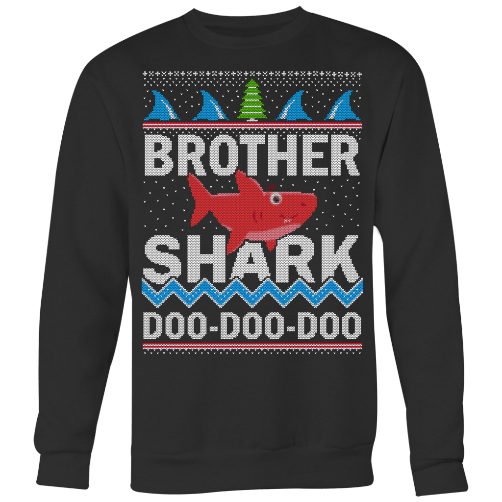 Brother Shark Sweater