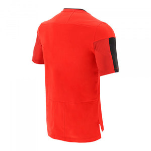 Wales Travel Rugby Shirt Red 2020/2021