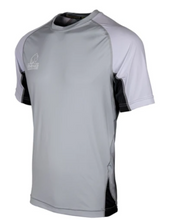 Load image into Gallery viewer, Rugby Israel Mace T-Shirt - Black & Silver