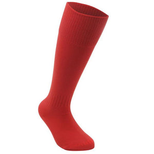 Rhino Red Rugby Socks - Size 3-6